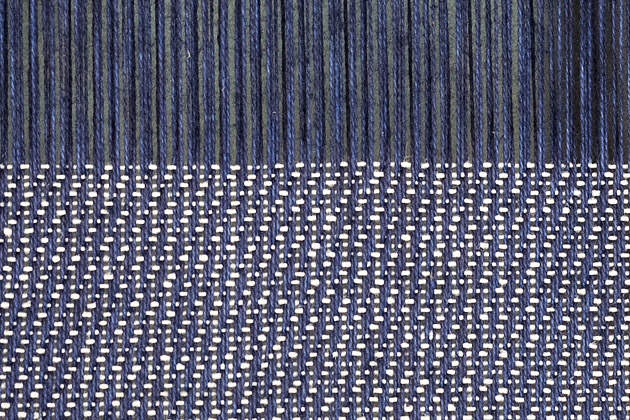 british cloth rope dyed indigo loom 10s on Rope dyed indigo, pt. 2 page