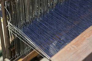 british cloth rope dyed indigo loom 12ss on Rope dyed indigo, pt. 2 page