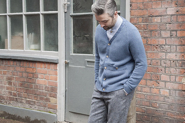 100% cotton    Garments made with the makers of the British Isles