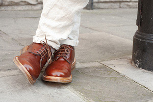 Worn Made in England