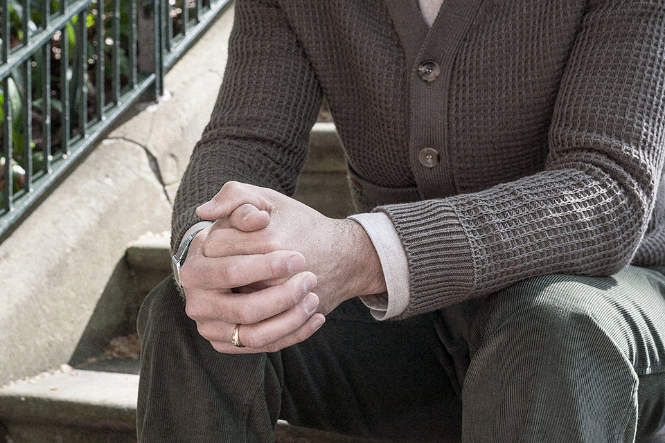 Worn    Garments made with the makers of the British Isles