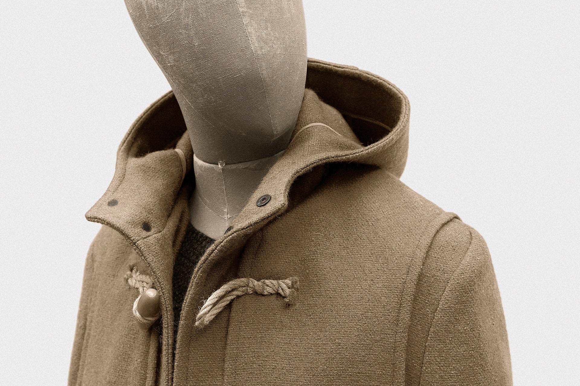 moloh Lyon duffle coat