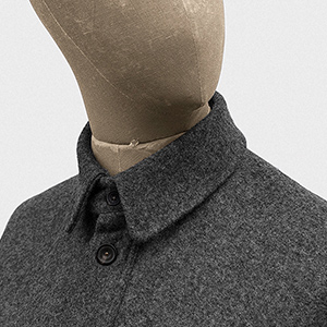 Field shirt grey (XS)