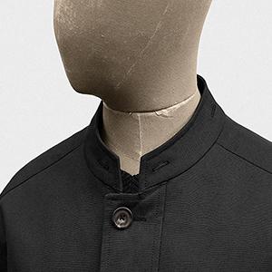 Flight sail-cloth black (XS)