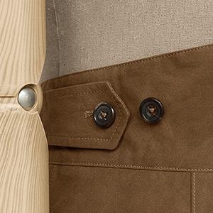 Shorts cotton copper (XS)