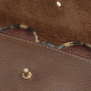Bark-brown case