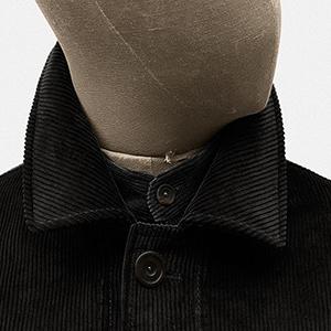 Work jacket black (XS)