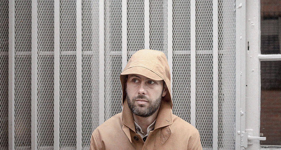 Ventile seam jacket — Garments made with the makers of the British Isles by S.E.H Kelly