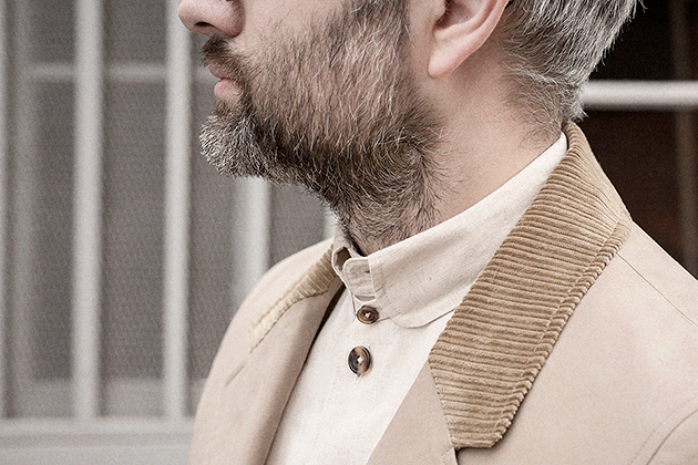 sb2 jacket wheat cotton cord worn 3s on Worn page